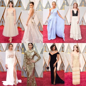 Best Looks at The Oscars