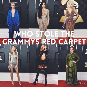 Who Stole The Grammys Red Carpet